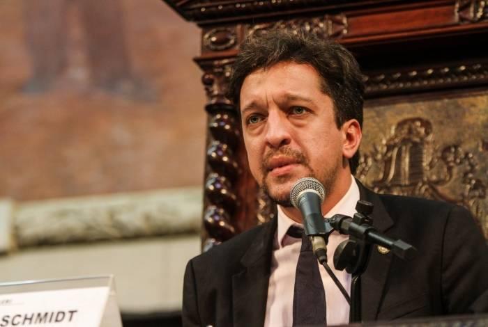 Gustavo Schmidt (PSL)
