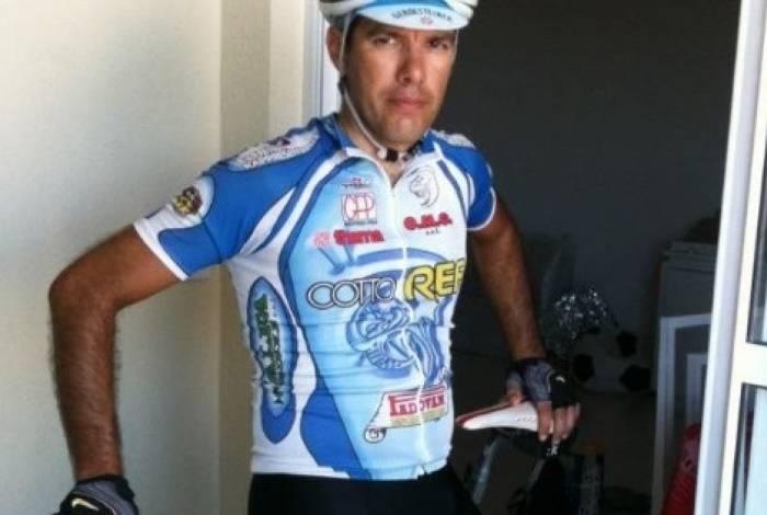 Ciclista morreu durante treino no Paraná