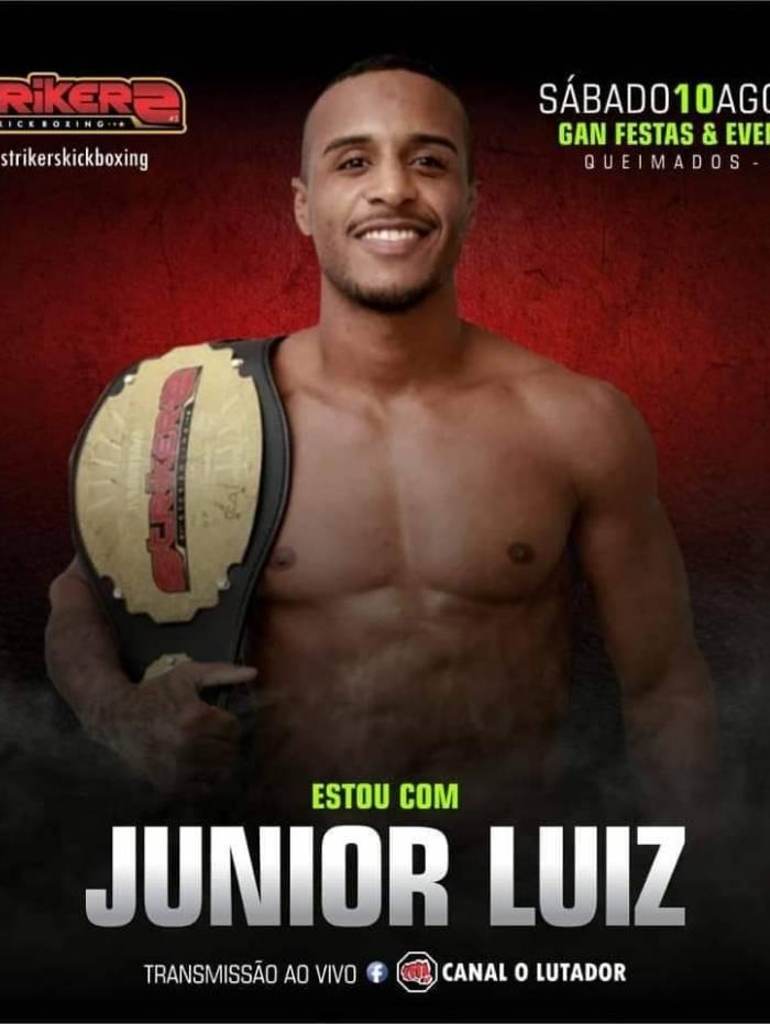 Competidores das principais lutas, Junior Luiz e Wallace 'Itália' de Macedo, vão defender o cinturão