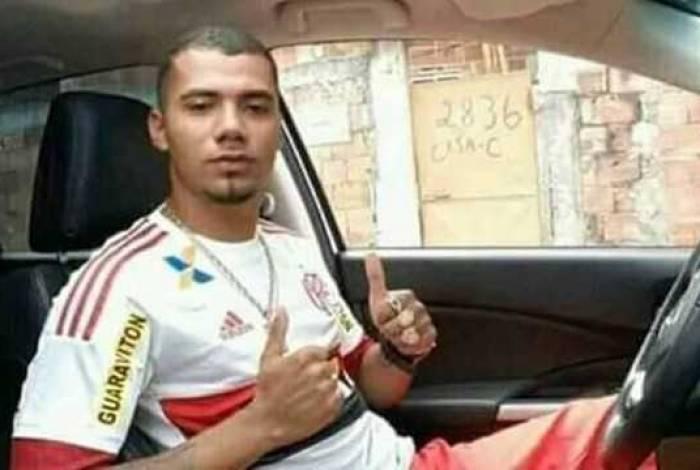 Traficante Thomas Jhayson Vieira Gomes, o 3N