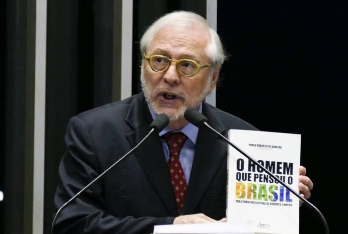Embaixador Paulo Roberto de Almeida