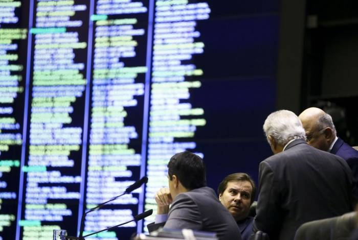 Câmara aprovou reforma da Previdência em primeiro turno