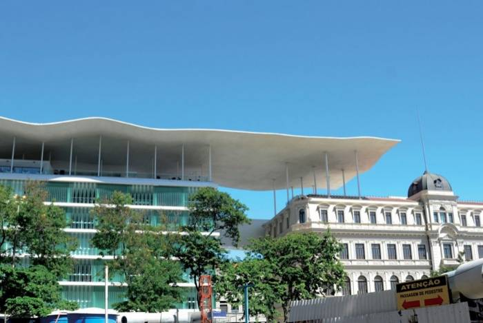 Museu de Arte do Rio (Mar)
