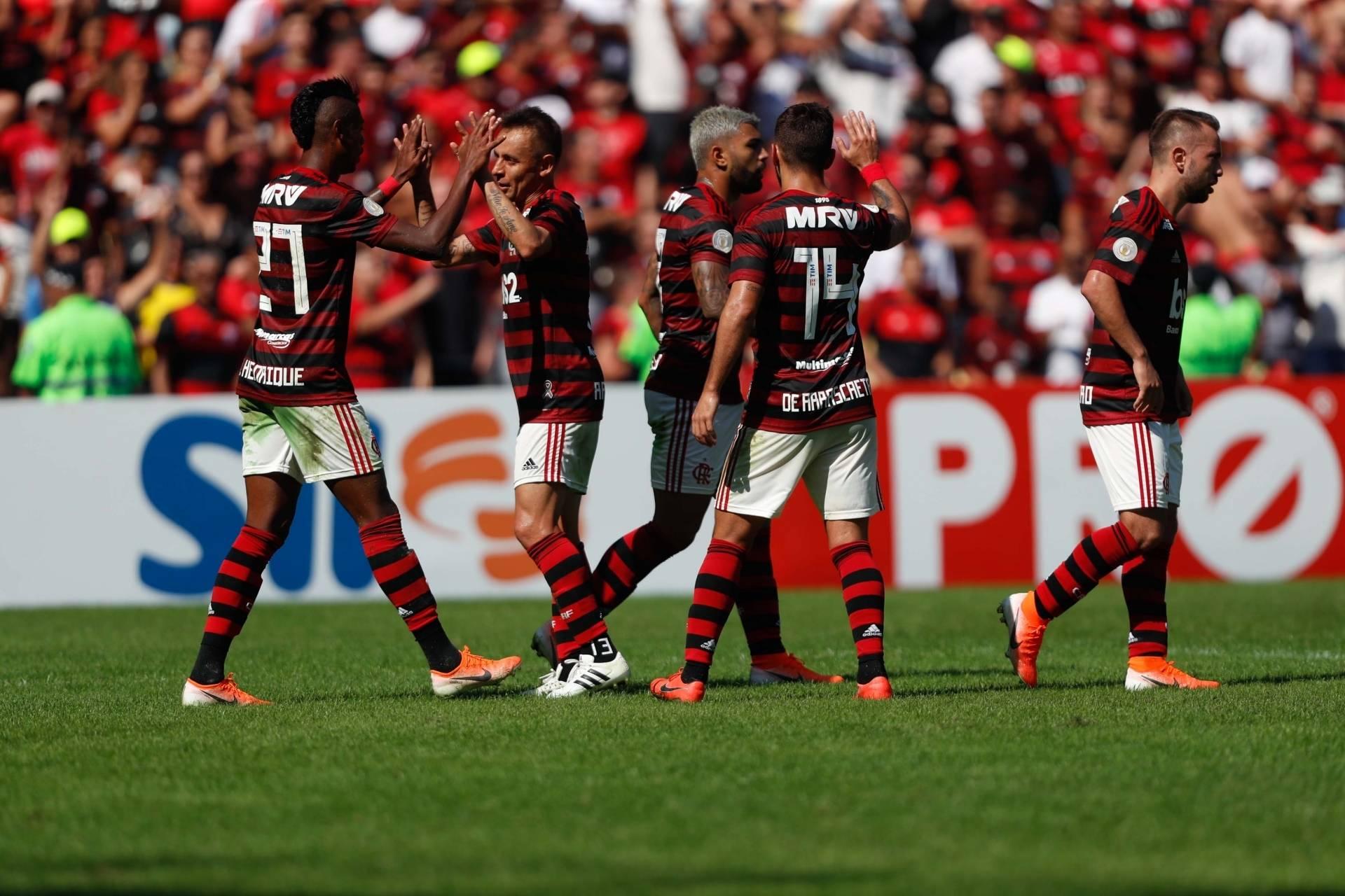 Entenda As Mudancas Taticas Que Fizeram A Diferenca No Flamengo De Jesus O Dia Flamengo