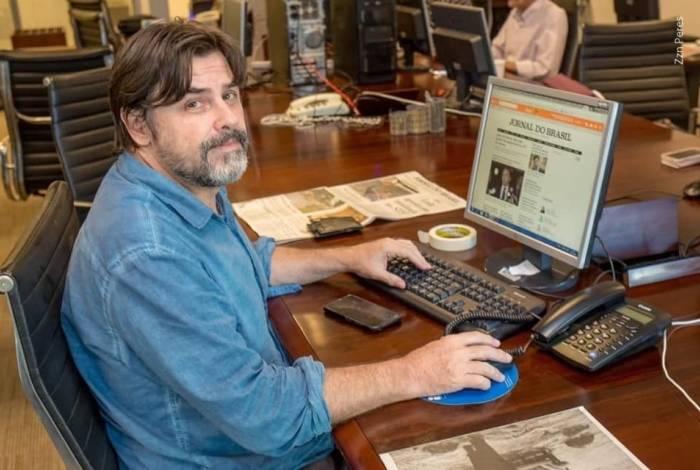 Jornalista Rogério Daflon