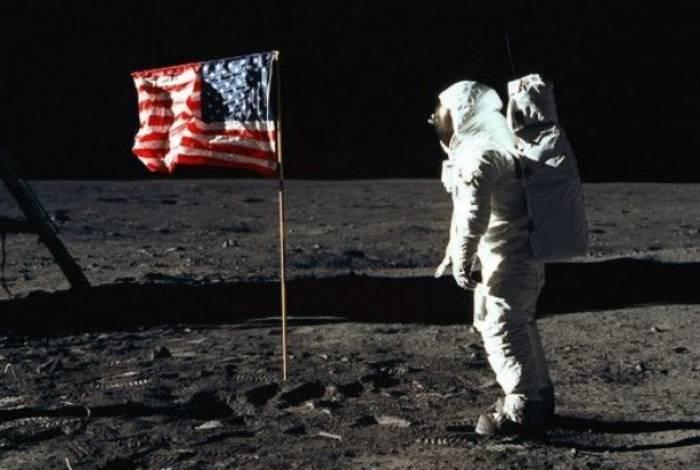 Homem chegou na lua em 1969