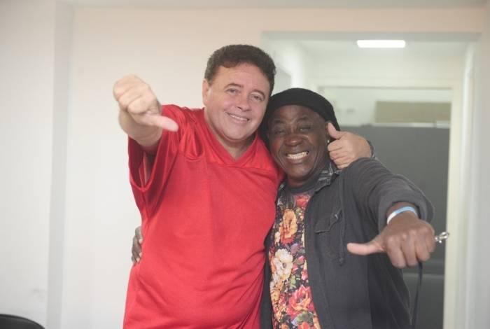 DJ Marlboro e Carlinhos Conceição ( Copacabana Beat)