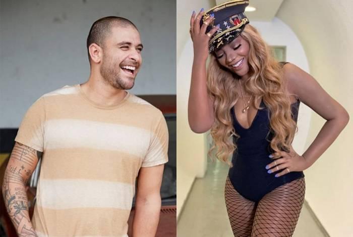 Diogo Nogueira não cumprimentou Ludmilla na final da 'Dança dos Famosos'