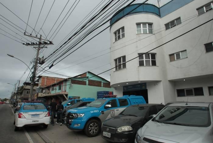 Antiga sede da UPP Cidade de Deus, agora desativada: traficantes retomaram local e instalaram até um 'Big Brother'