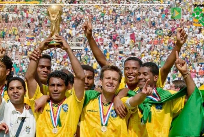 Com a conquista do tetra, a seleção brasileira quebrou um jejum de 24 anos sem título