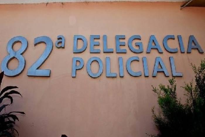 Agente da 82ªDP (Maricá) prenderam um miliciano que atuava na região