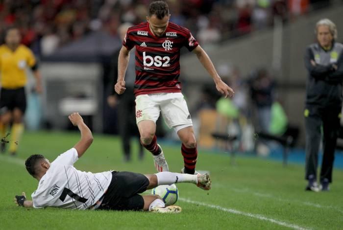 Flamengo foi eliminado