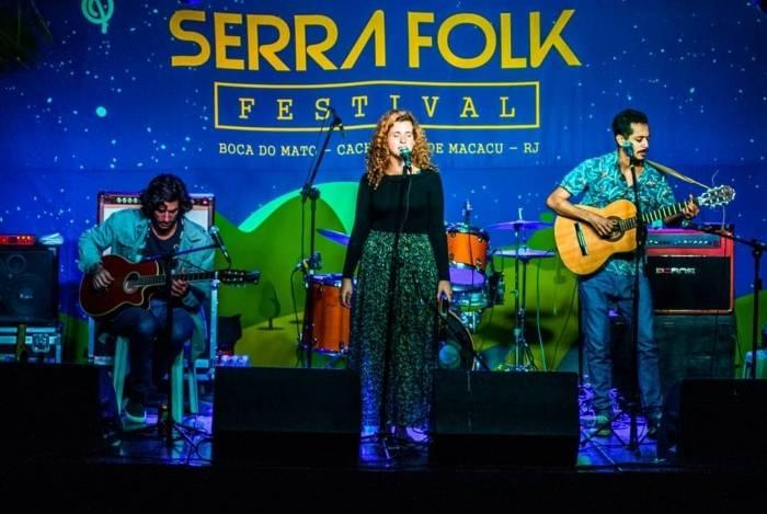 3ª edição do Serra Folk acontece neste fim de semana