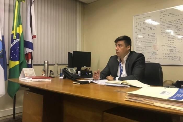 Presidente do Previ-Rio, Bruno Louro já iniciou preparação do texto