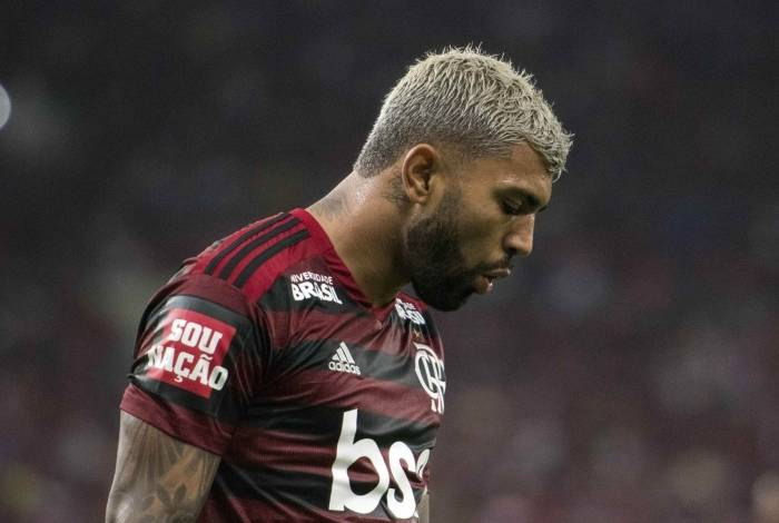 Gabigol, do Flamengo