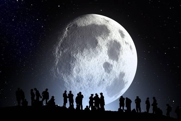 50 anos da chegada do homem à lua