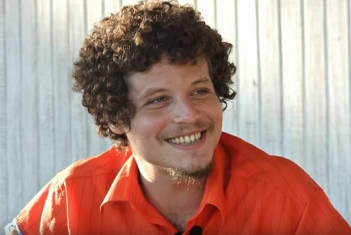 Chico Eller, filho da cantora Cássia Eller