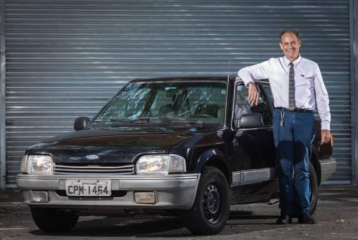 Ao longo de 27 anos, pneus do carro foram trocados  46 vezes