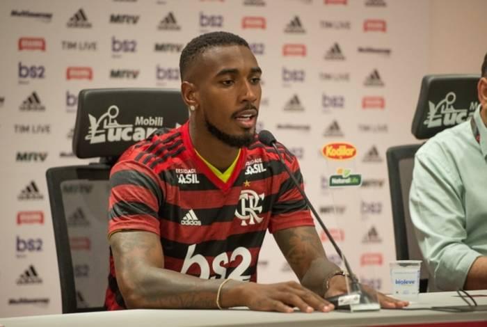 Gerson falou sobre o sonho de vestir a camisa do Flamengo