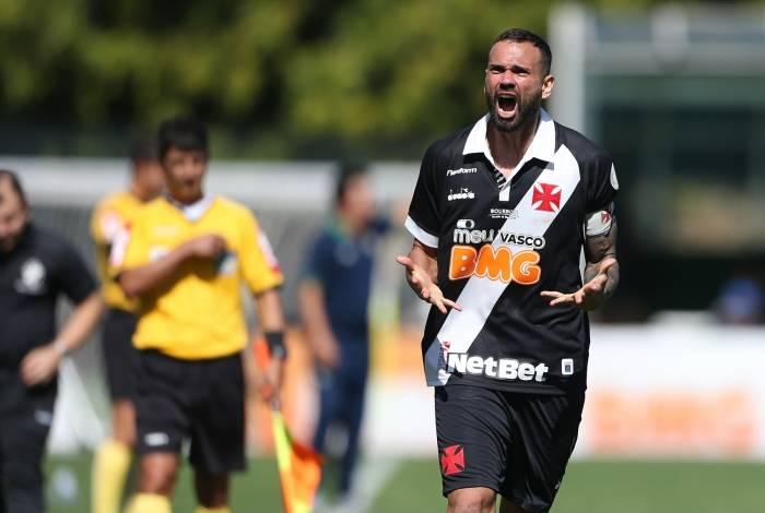 Vasco venceu o Fluminense