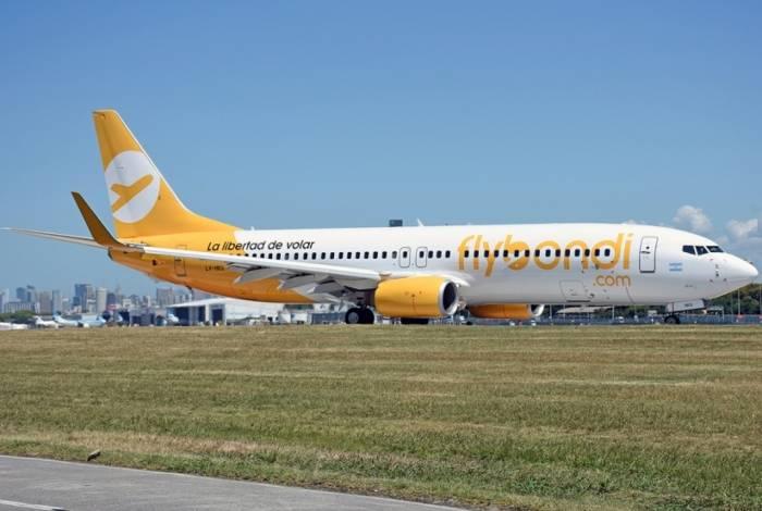 Flybondi vai operar no Rio de Janeiro