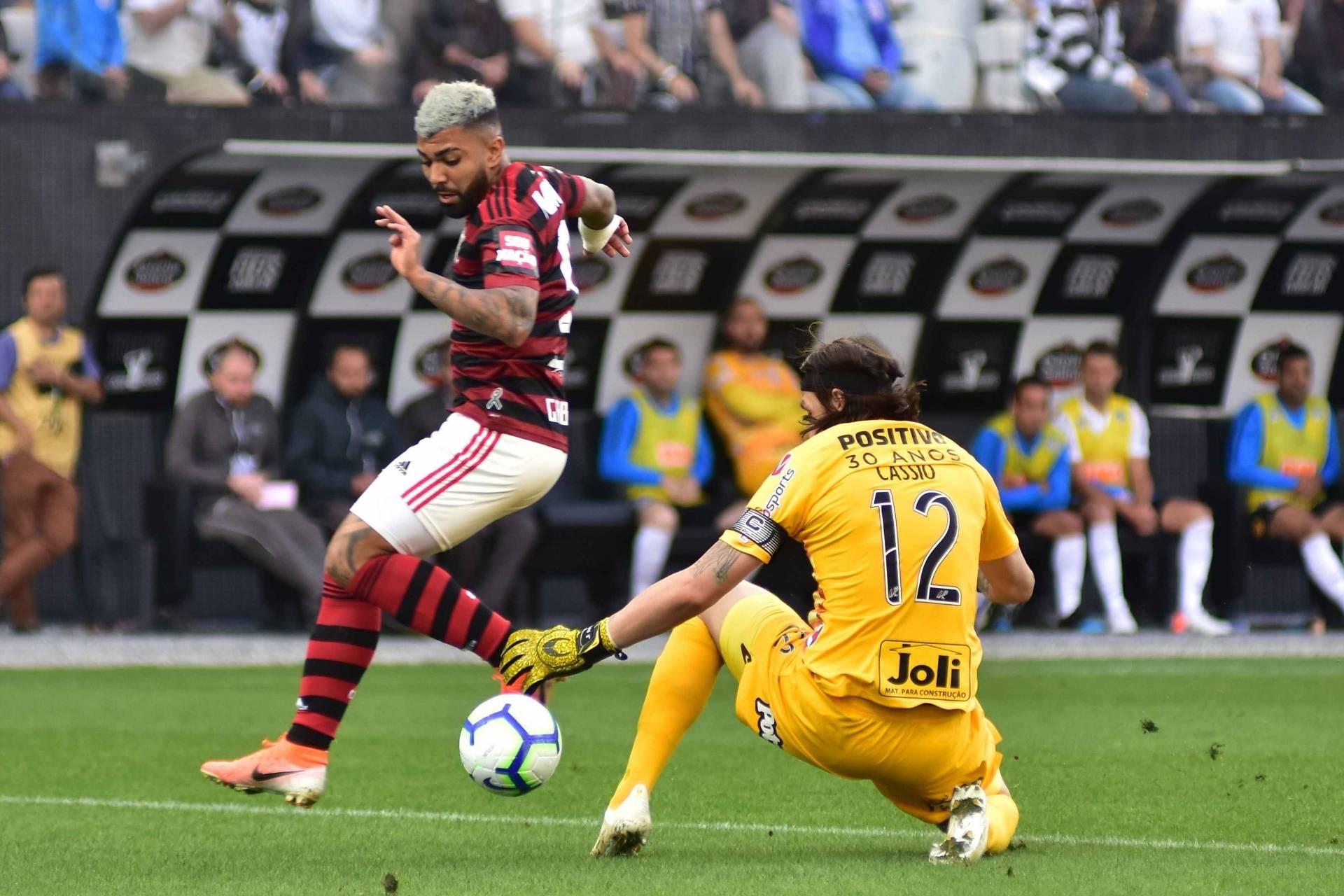 Com Var Flamengo E Corinthians Empatam Em Itaquera Jornal