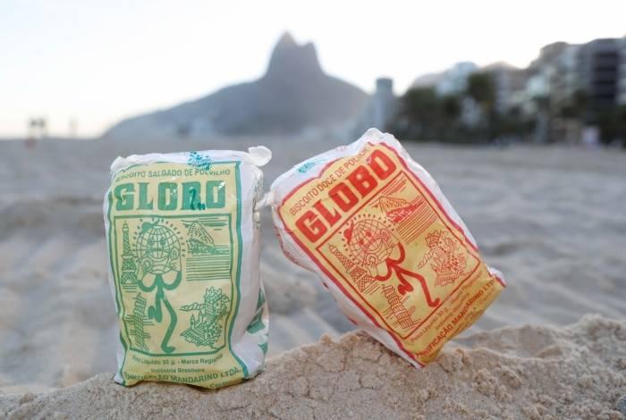 Rio, 22/07/2019, Gourmetização do Biscoito Globo, na foto biscoito Globo, foto de Gilvan de Souza / Agencia o Dia