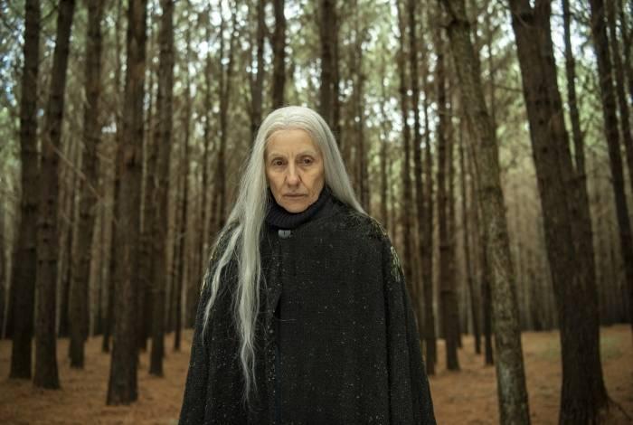 Cássia Kis viverá uma bruxa misteriosa em 'Desalma'