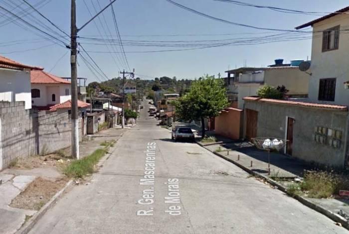 Caso aconteceu na Rua Mascarenhas de Moraes