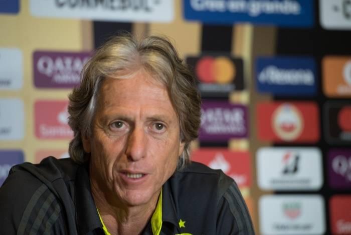 Técnico do Flamengo, Jorge Jesus vem fazendo um trabalho dos mais destacados no comando do time