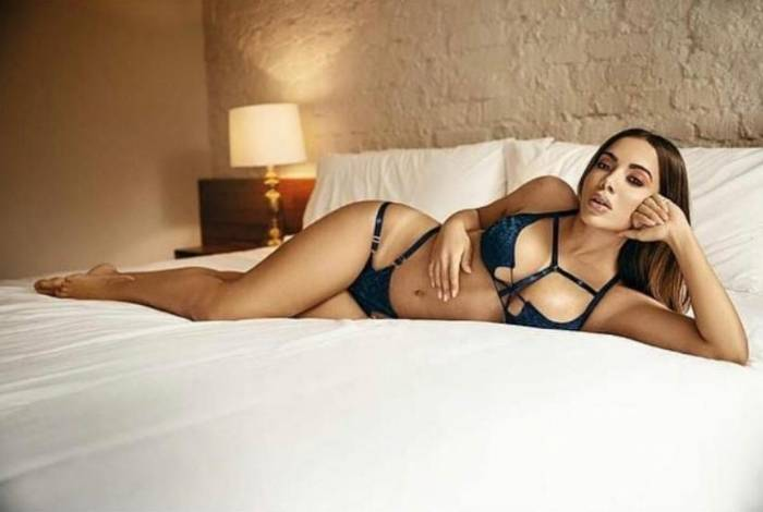 Anitta já fez curso para aprender a massagear testículos