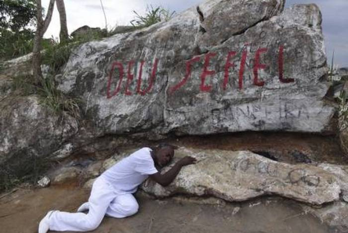 'Crucificação' foi exibido na Inglaterra e na República Dominicana