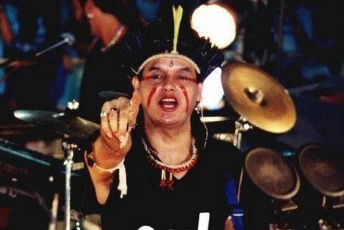 João Fernandes da Silva Filho, conhecido como Cacik Jonne, ex-guitarrista do Chiclete com Banana