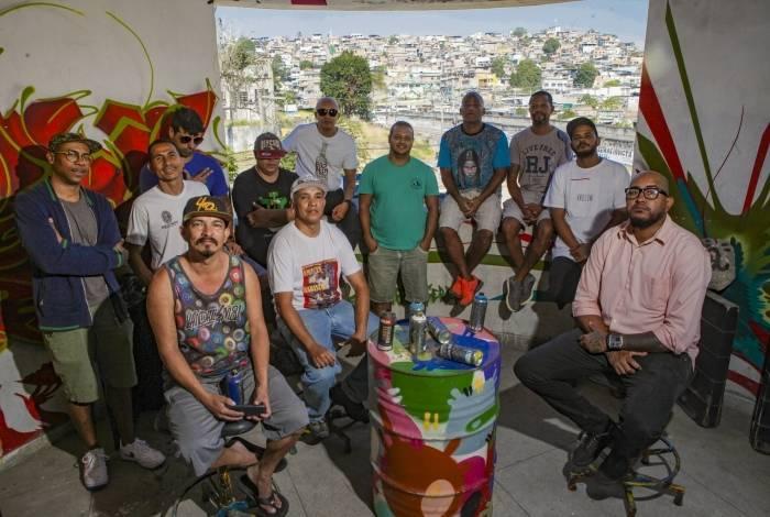 Artistas plásticos se unem em prol do Museu do Graffiti, na Pavuna. Instituição é esperança de quem sonha em expor suas obras