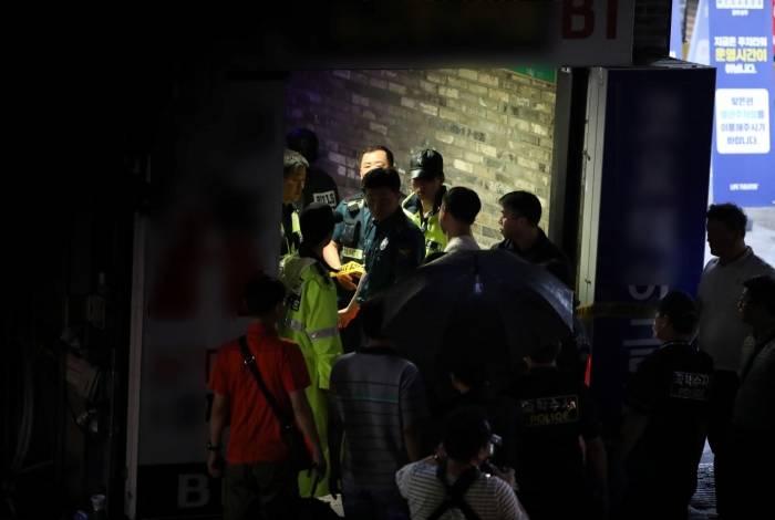 Acidente aconteceu em uma boate de Gwangju, na Coreia do Sul