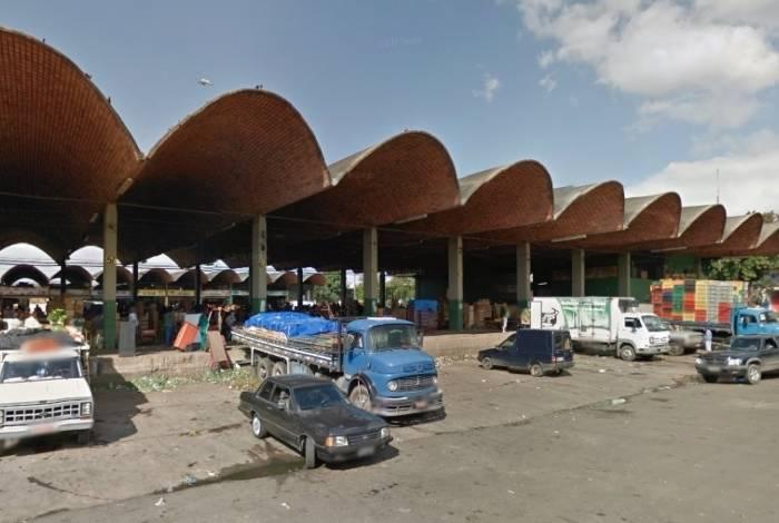 Centro de Abastecimento (Ceasa), onde rapaz foi atropelado