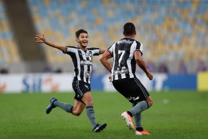 Rio, 28/07/2019, Flamengo x Botafogo, na foto gol do diego souza, Foto de Gilvan de Souza / Agencia O Dia