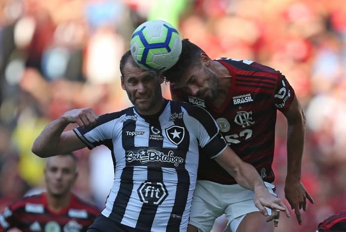 Flamengo e Botafogo se enfrentaram