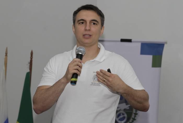 Pedro Fernandes, secretário de Educação