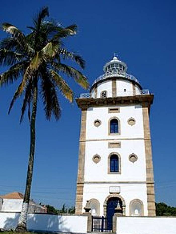 Farol da Ilha Rasa completa 190 anos