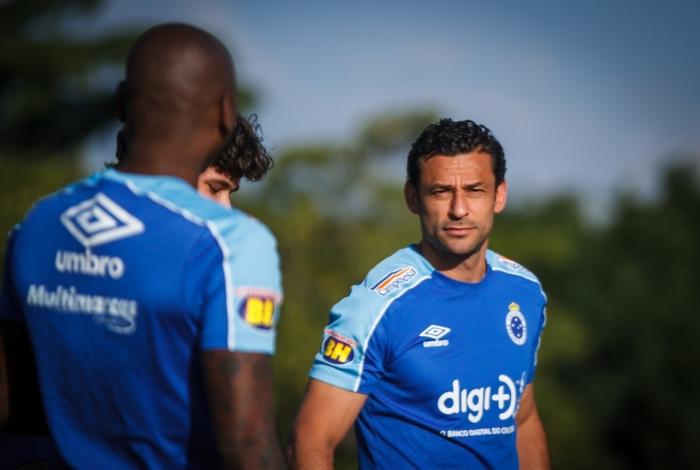 Fred: fim de linha no Cruzeiro