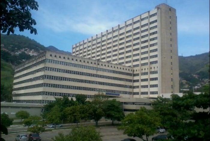 Hospital Naval Marcílio Dias, no Lins, Zona Norte do Rio