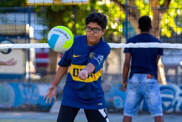 Os Jogos Estudantis do Sesc celebram os esportes e oferecem a oportunidade de integração entre adolescentes de várias cidades do Norte e Noroeste Fluminense