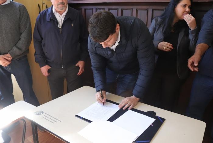 Prefeito Bernardo Rossi