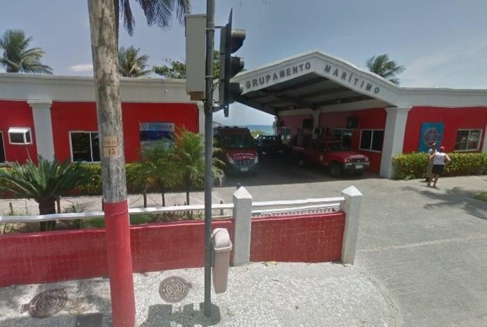 2º Grupamento Marítimo - Praia do Pepê, Barra da Tijuca
