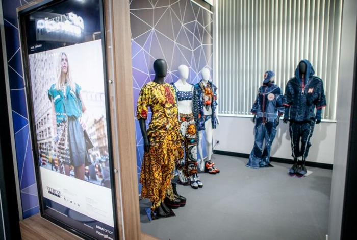 O Fashion Lab, no Riachuelo do Senai Cetiqt, é um dos centros da instituição voltados para a inovação