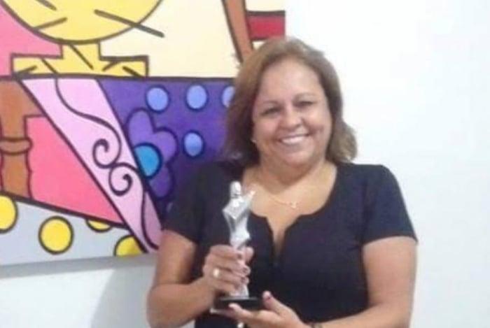 Cristina Quaresma, a nova secretária de Assistência Social de Witzel