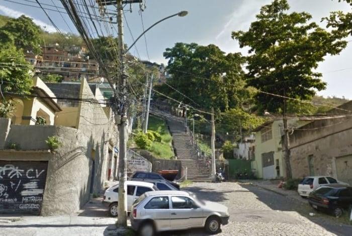 Yann de Almeida Gonçalves, 20 anos, foi baleado no Morro São João quando saiu de casa para ir para o quartel do Exército onde presta serviço militar