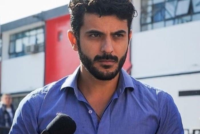 Estivens Alves, ex-marido de Najila
