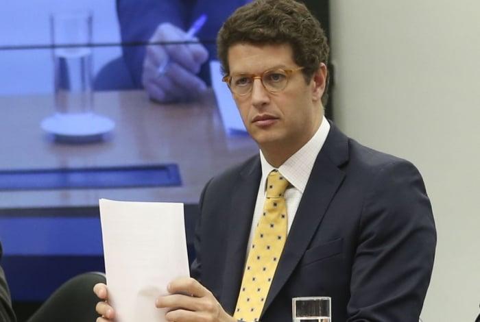 Ministro do Meio Ambiente, Ricardo Salles, avalizou a demissão de um diretor do Ibama